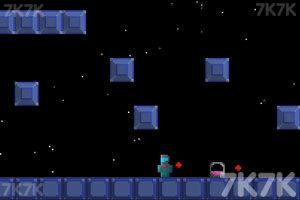 《太空人保护传送门》游戏画面2