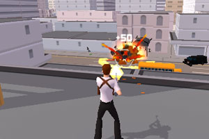《警探闯黑帮》游戏画面1