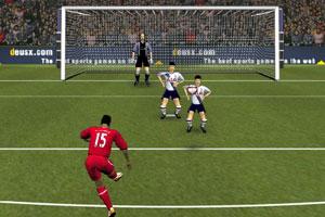 《英格兰足球超级联赛》游戏画面1