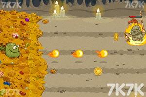 《恐龙鱼大战骑士军团中文版》游戏画面3