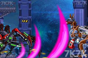 《组装拳击袋鼠》游戏画面4
