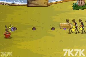 《水果保卫战僵尸版2无敌版》游戏画面3