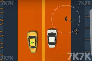 《2055出租车》游戏画面1