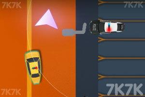 《2055出租车》游戏画面2