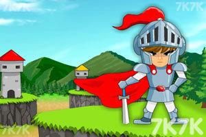 《峡谷防御英雄无敌版》游戏画面2