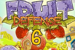 《水果保卫战6》游戏画面1