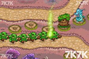 《丛林守护者3中文无敌版》游戏画面5