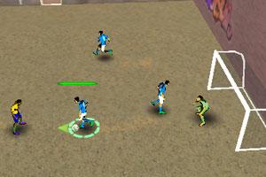 《旷野足球》游戏画面1