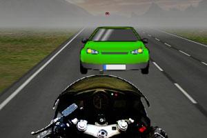 《逆行飙车》游戏画面1