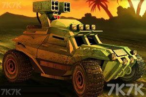 《丛林防卫战》游戏画面1