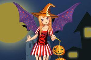 《打扮魔术师女孩》游戏画面1