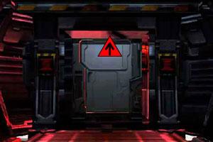 《太空飞船逃脱》游戏画面1