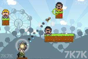 《火箭特警》游戏画面1