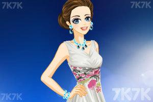 《棉麻长裙》游戏画面2