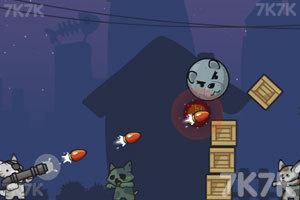《灰猫警长》游戏画面4