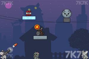 《灰猫警长》游戏画面6