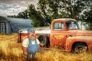 《逃离农场》游戏画面1