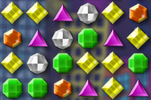 《彩色宝石大消除》游戏画面1