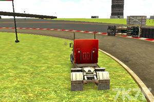《大卡车计时赛》游戏画面1