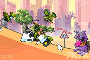 《武装越野车2》游戏画面4