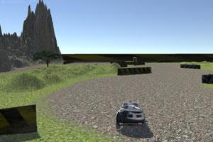 《破烂汽车驾驶》游戏画面1
