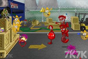 《油漆战士》游戏画面3