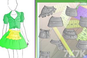 《时尚的园艺装扮》游戏画面2