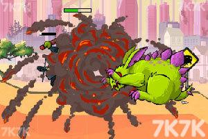 《武装越野车2无敌版》游戏画面6