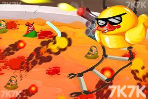 《汤锅中的乱舞中文版》游戏画面2