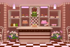 《糖果小店逃脱》游戏画面1