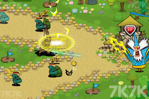 《保卫花园中文版》游戏画面2