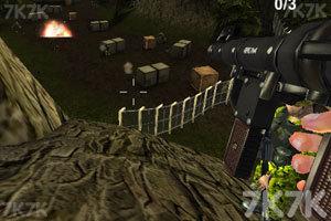 《子彈的力量》游戲畫面3