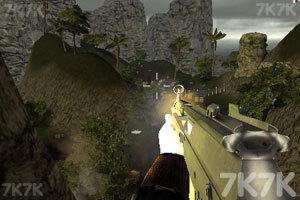 《子彈的力量》游戲畫面4