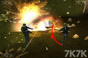 《子彈的力量》游戲畫面6