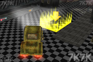 《午夜大型车场停车》游戏画面1