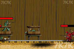 《军事战役之地下风暴3》游戏画面3