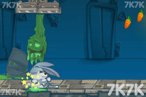 《兔子逃亡进行时无敌版》游戏画面4