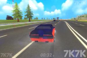 《跑车试驾》游戏画面3