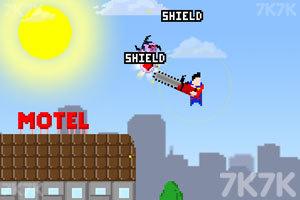 《超级假超人》游戏画面4