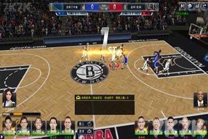 《NBA范特西》游戏画面4