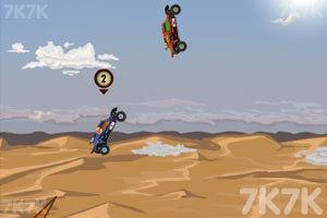 《达喀尔汽车拉力赛》游戏画面5