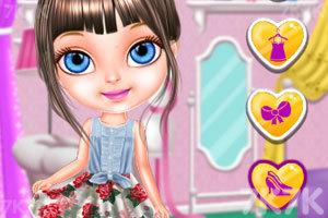 《芭比宝贝的漂亮裙子》截图3