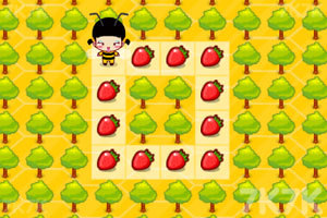 《小黑花花小蜜蜂》游戏画面3