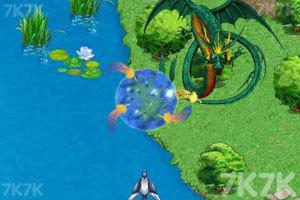 《飞鸟的复仇》游戏画面2