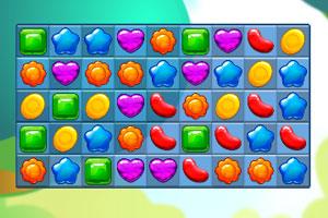 《糖果花园对对碰》游戏画面1
