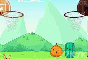 《西瓜投籃》游戲畫面3
