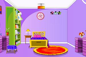 《逃离优美的卧室》游戏画面1