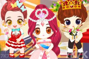 《阿sue之公主王子装》游戏画面1