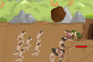 《原始防御战反戈一击3》游戏画面1