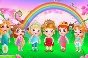 可爱宝贝仙境芭蕾